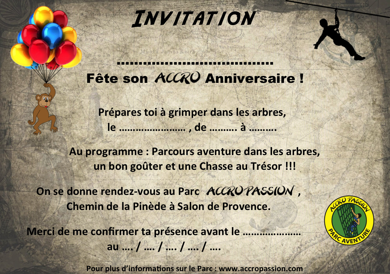 Cartons d'invitations gratuits